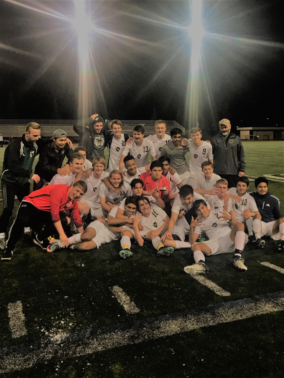 Stangs- Varsity pic- kingco championship